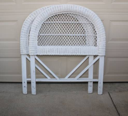 Pair of Twin Headboards     $40     View on Craigslist