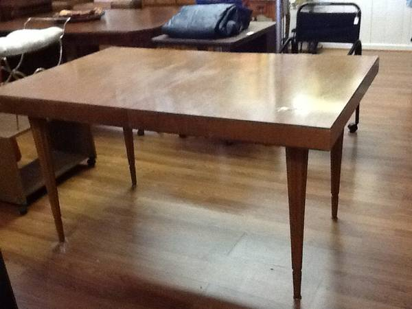 Mid Century Table     $130     View on Craigslist