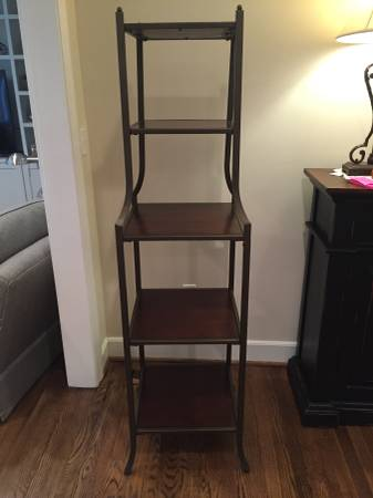 Etagere $40 View on Craigslist