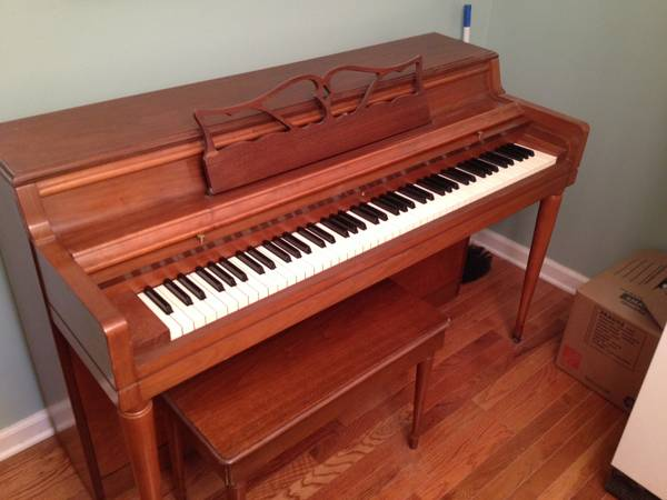 Piano Free View on Craigslist
