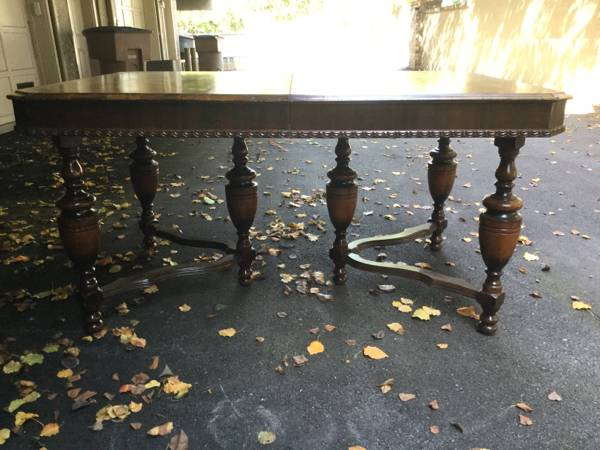 Dining Table $125 View on Craigslist