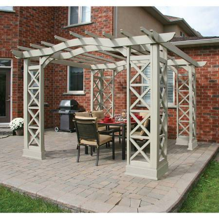 Outdoor Pergola New $400 View on Craigslist