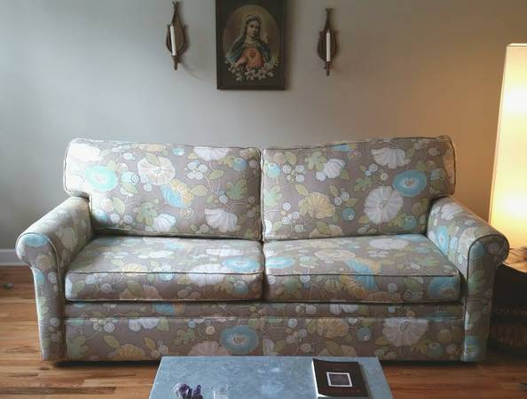 Sprintz Sleeper Sofa     $200     View on Craigslist