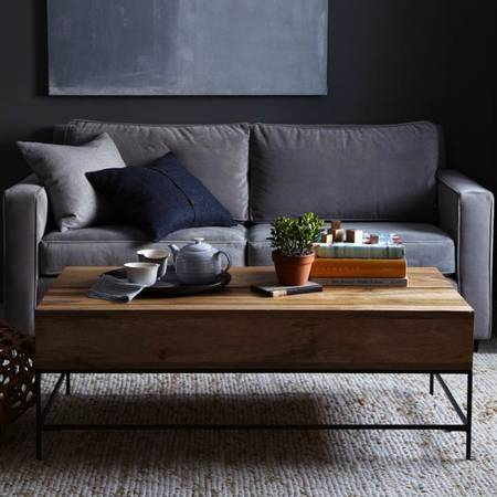West Elm Coffee Table     $315   This table retails for $599.    View on Craigslist