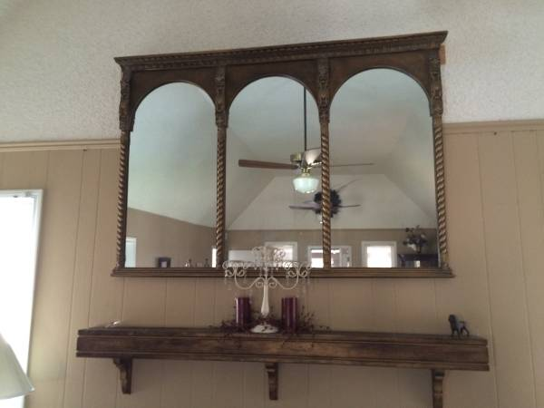 Large Mirror     $125     View on Craigslist