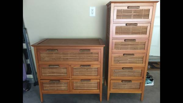 Pier 1 Bedroom Furniture     $300     View on Craigslist
