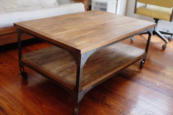 World Market Coffee Table     $200     View on Craigslist
