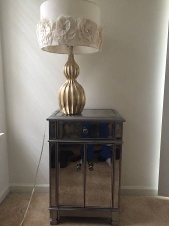 Pottery Barn Side Table     $100     View on Craigslist