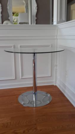 Z Gallerie Table     $100     View on Craigslist
