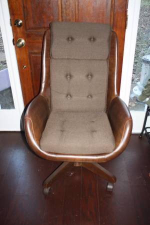 Vintage Office Chair     $50     View on Craigslist