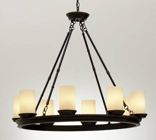 Pottery Barn Chandelier $225 This retails for $399. View on Craigslist