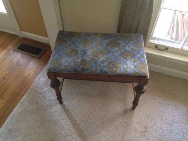 Antique Stool     $25     View on Craigslist