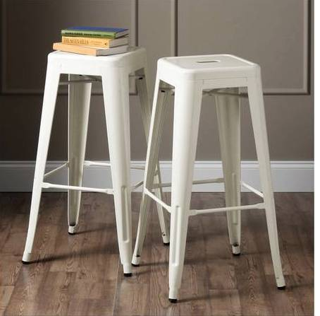 Pair of Metal Stools $60 View on Craigslist