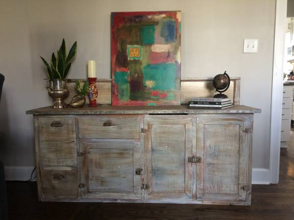 Rustic Buffet $375 View on Craigslist