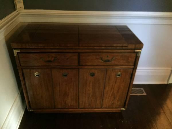 Vintage Bar Cabinet     $125     View on Craigslist