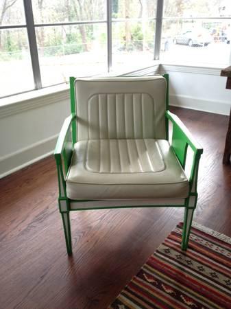 Mid Century Chair $95 View on Craigslist
