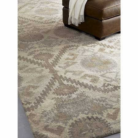 Crate and Barrel 9' x 12' Rug     $800     View on Craigslist