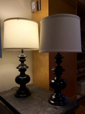 Pair of Pottery Barn Lamps     $75     View on Craigslist