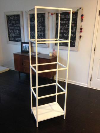 Ikea Vittsjo Shelf     $50     View on Craigslist