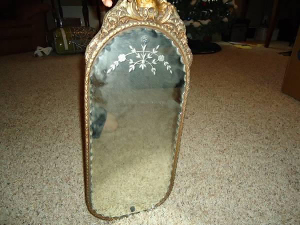 Antique Mirror $75 View on Craigslist