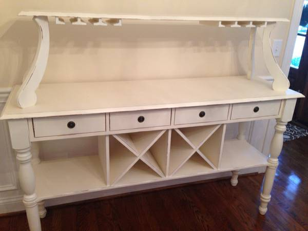 Pottery Barn Buffet     $385     View on Craigslist