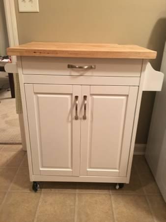 Kitchen Cart     $100     View on Craigslist