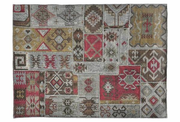 9' x 12' Kilim Patchwork Rug     $800   This rug was purchased from One Kings Lane for $1400.    View on Craigslist
