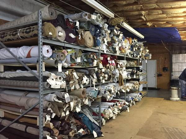 Fabric     $TBD   A local Nashville furniture company is clearing out their warehouse of leftover fabric - as low as $2 a yard. This would be perfect for your next upholstery project!    View on Craigslist