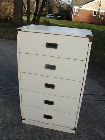 Campaign Style Chest     $120     View on Craigslist