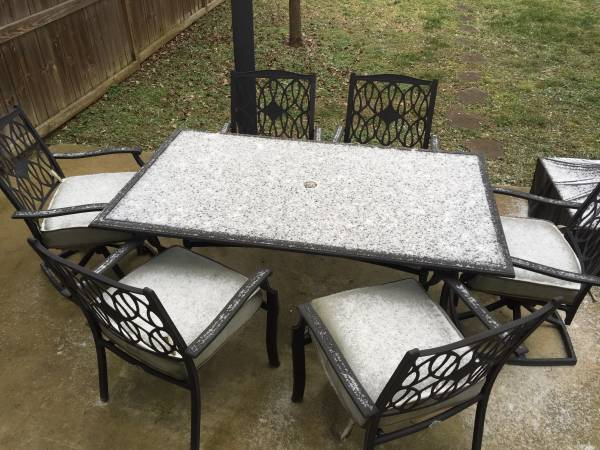 Patio Furniture     $50     View on Craigslist
