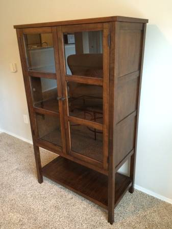 World Market Storage Cabinet     $200     View on Craigslist
