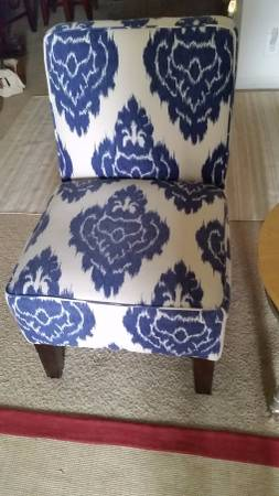 Ikat Chair     $40     View on Craigslist