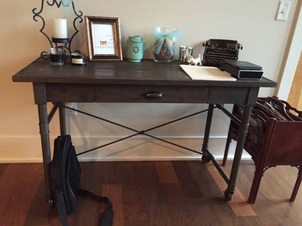 World Market Desk $150 View on Craigslist