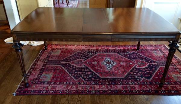 Antique Dining Table     $125     View on Craigslist