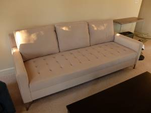 Sprintz Sofa $798 View on Craigslist