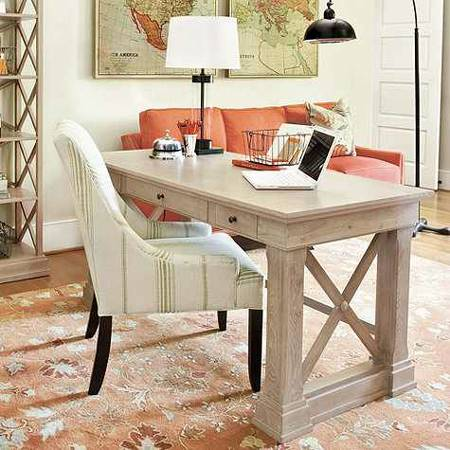 Ballard Designs Desk $500 This desk retails for $1099. View on Craigslist