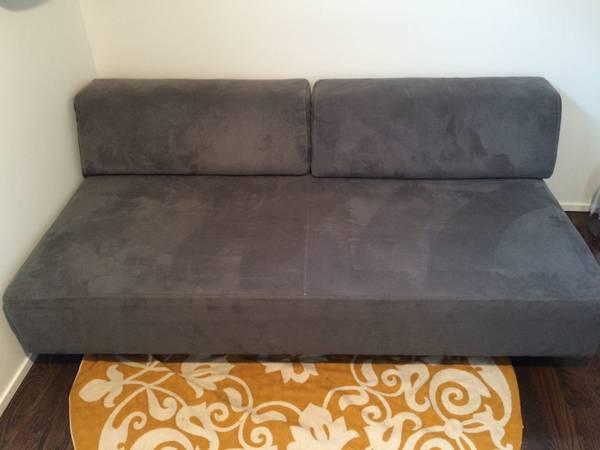 West Elm Tillary Sofa $500 View on Craigslist
