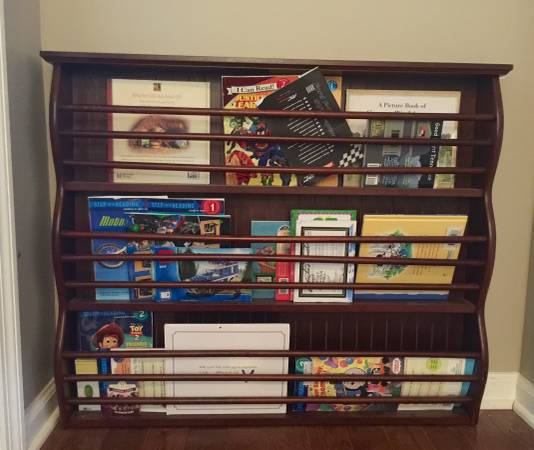 PB Kids Book Rack     $75     View on Craigslist