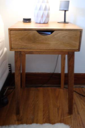 Pair of Mid Century Nightstands     $150     View on Craigslist