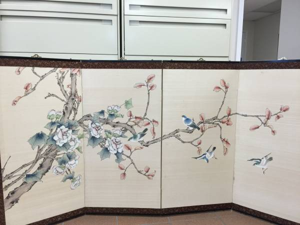Vintage Asian Screen     $100     View on Craigslist