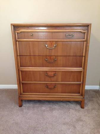 Vintage Drexel Dresser $100 View on Craigslist