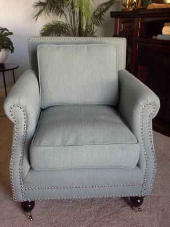 Upholstered Chair $145 View on Craigslist