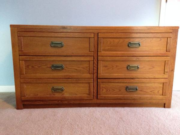 Dresser     $160     View on Craigslist