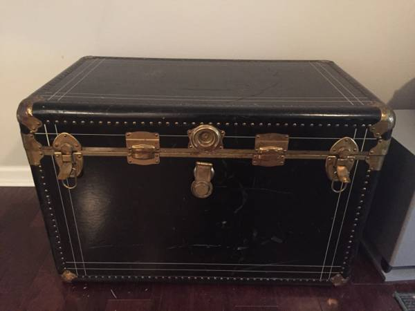 Antique Trunk $75 View on Craigslist
