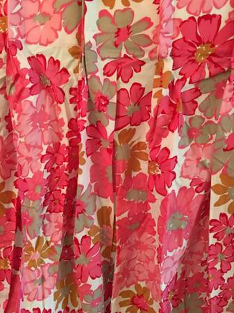 Vintage Curtain Panels $80 This is for 4 panels. View on Craigslist