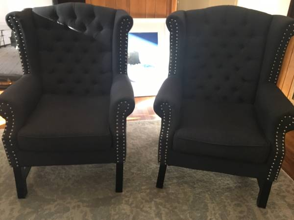 Pair of Chairs     $175     View on Craigslist