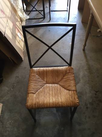 Set of Four Ikea Chairs     $25     View on Craigslist