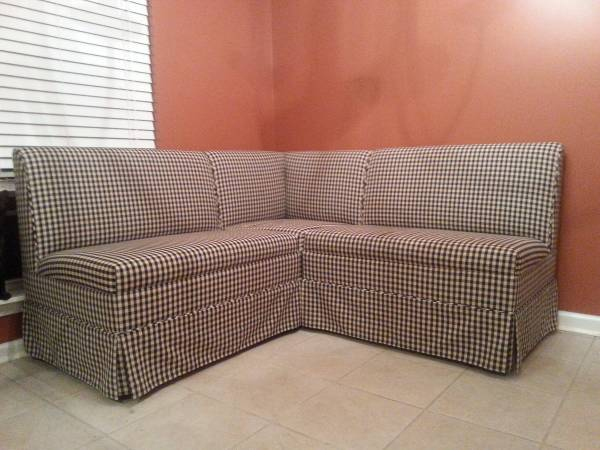 Ballard Designs Banquette $475 View on Craigslist