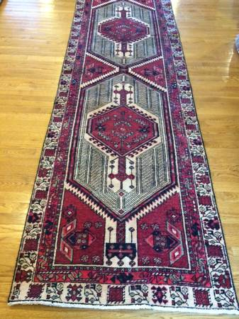 Vintage Persian Runner     $150     View on Craigslist