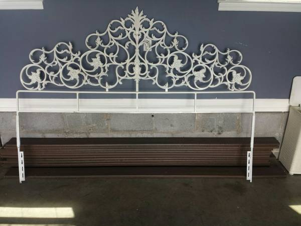 King Headboard     $100     View on Craigslist